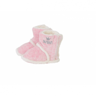 Foto van Bam Bam baby sloffen pink