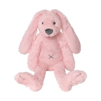 Foto van Happy horse tiny pink rabbit Richi