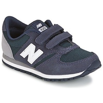 NEW BALANCE SNEAKER BOY GREY