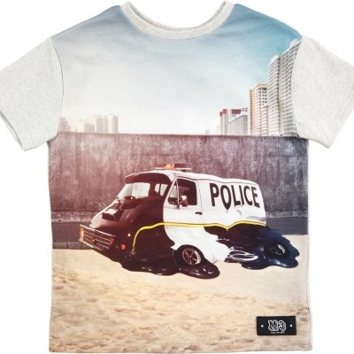 Molo boys shirt Ripo Melted car