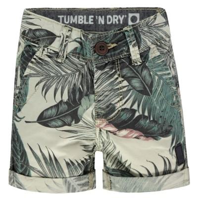 Foto van Tumble n dry NING short jungle print green