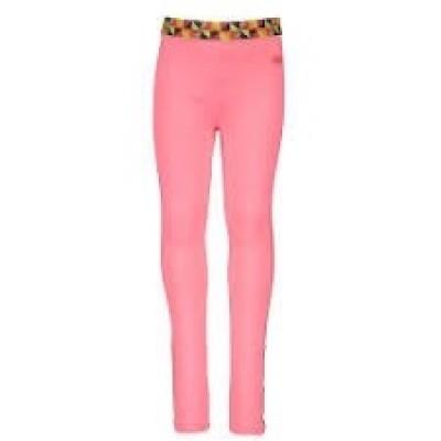 Foto van Kidz-art Girls Legging Pink