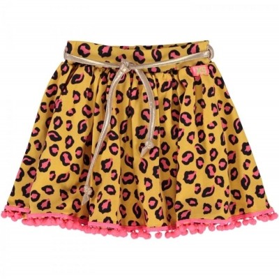Foto van Funky xs skirt leopard
