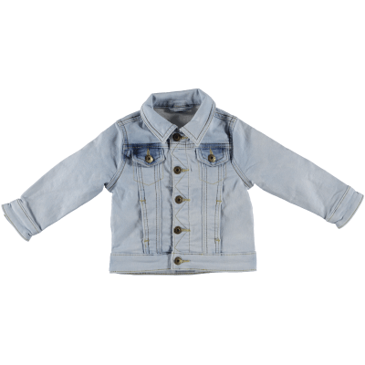 Dutch dream denim baby jeans jacket Jioni