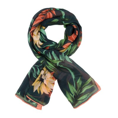 King Louie Foulard Marisol Parade Blue