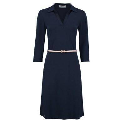 Le Pep Dress Florianne Navy