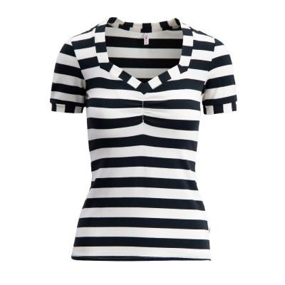 Foto van Blutsgeschwister Logo Stripe T-Shirt Block Stripe