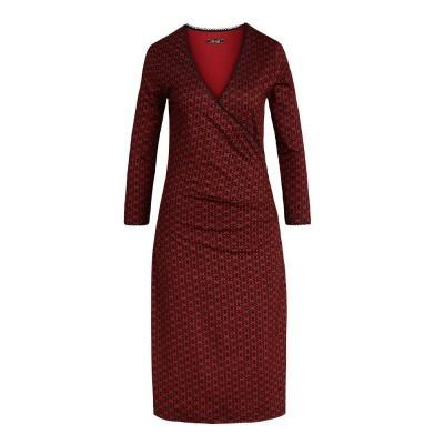 Foto van King Louie Cross Dress Loopy Sienna Red