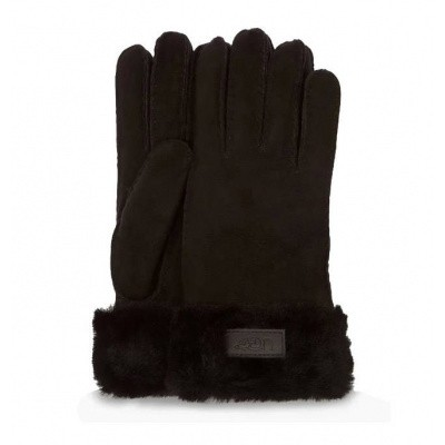 Foto van UGG Turn Cuff Glove Black