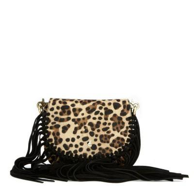 Foto van Fabienne Chapot Madeleine Bag Spotty Leopard