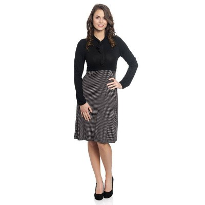 Vive Maria Sweet Little Diamonds Dress Black