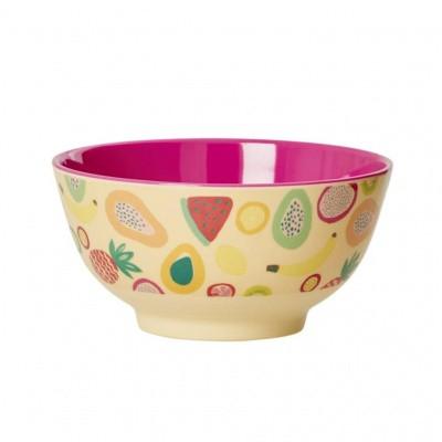 Foto van Rice Schaaltje Tutti Frutti 15cm