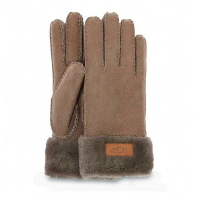 Foto van UGG Turn Cuff Glove Stormy Grey