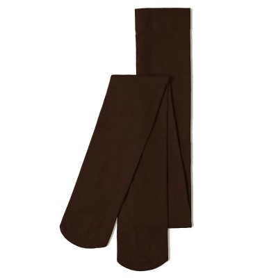 King Louie Tights Solid Coffee Brown