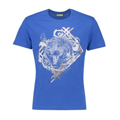 Foto van Versace Jeans Slim T-Shirt Print