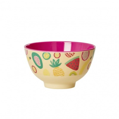 Rice Schaaltje Tutti Frutti 11cm