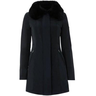 Foto van Peuterey Metropolitan GB Slim-Fit Jacket With Fur Collar