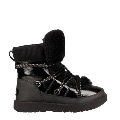 UGG Highland Waterproof Black