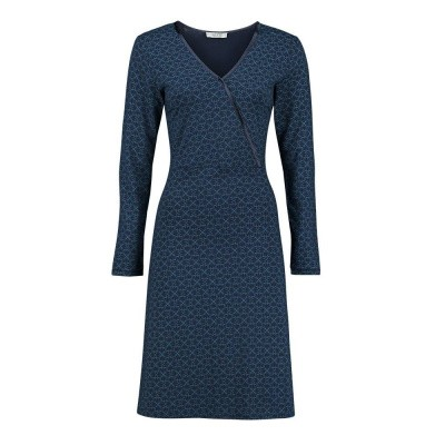 Le Pep Dress Fibi Navy