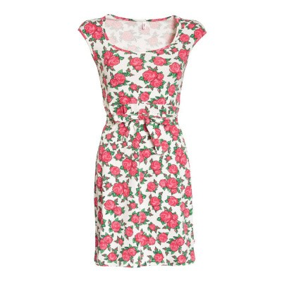 Blutsgeschwister Hooponopono Peace Dress Holy Rose