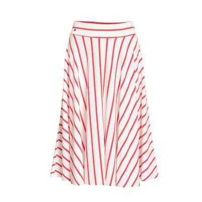 Blutsgeschwister Logo Stripe Circle Skirt Summer Breeze Stripes