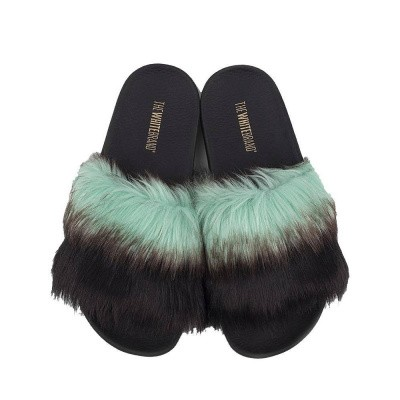 TheWhiteBrand Mint Fur