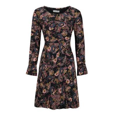 Foto van Le Pep Dress Fien Multi Black