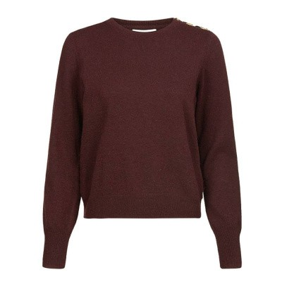 Fabienne Chapot Molly Pullover Burgundy