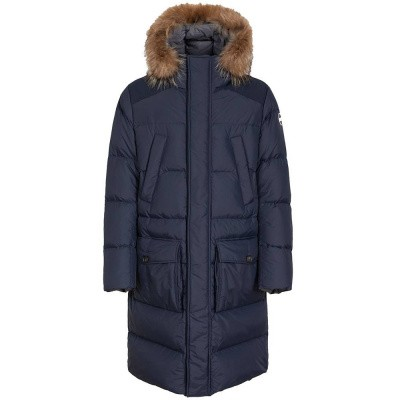 Foto van Colmar Long Down Jacket Detachable Fur