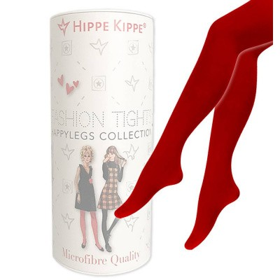Foto van Hippe Kippe Fashion Tights 60 Denier Chili Pepper