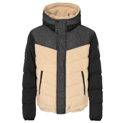 Foto van Colmar Denim Down Jacket With Internal Teddy Fur