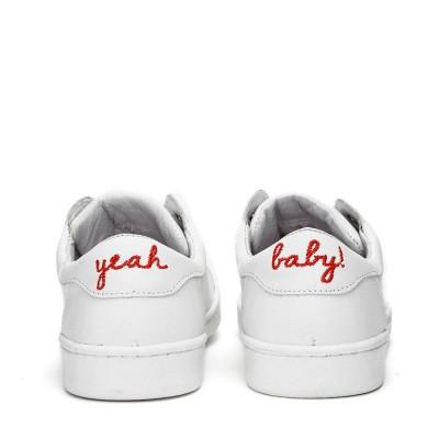 Fabienne Chapot Sneaker Leather Yeah Baby