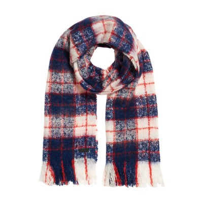 Foto van Superdry Super Orkney Scarf Navy Red White