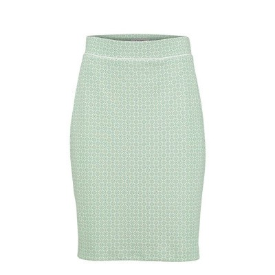 Le Pep Skirt Emy Grayed Jade