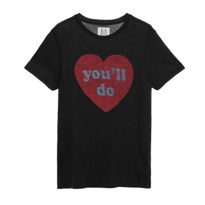 Zoe Karssen You'll Do Loose Fit T-Shirt Moonless Night