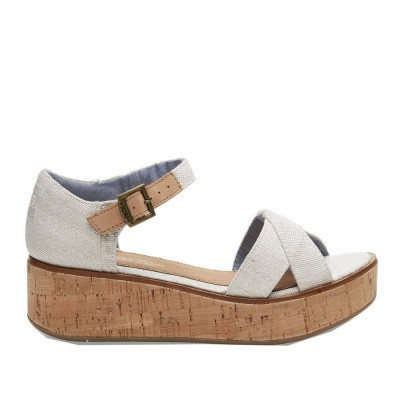 Foto van Toms Harper Wedge Yarn Naturel