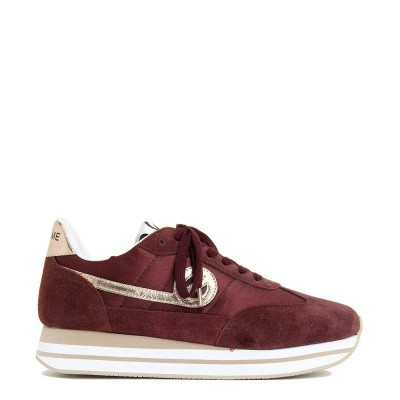 Foto van No Name Eden Jogger Burgundy
