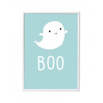 A Little Lovely Company Poster Spookje