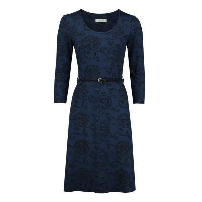 Le Pep Dress Florette Blue