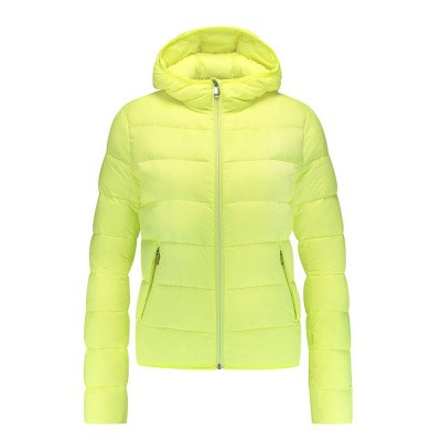 Goldbergh Rivo Alto Jacket Soft Neon Yellow