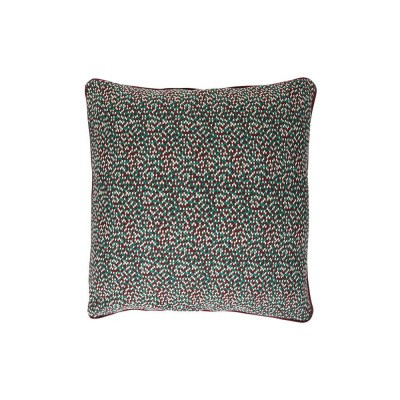 King Louie Pillow Bouble Beet Red