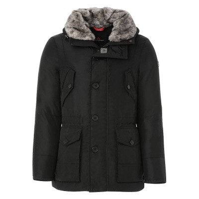 Foto van Peuterey Hasselblad OXF Fur Parka In Oxford Technical Material