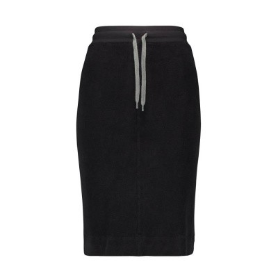 IEZ! Skirt Terry Black