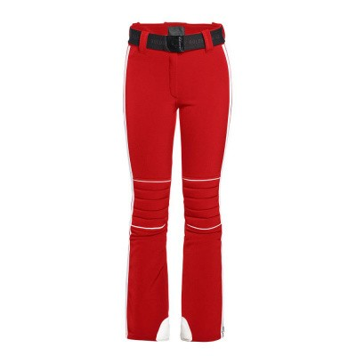 Foto van Goldbergh Poppy Ski Pant Poppy Red
