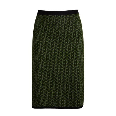 Foto van King Louie Skirt Loopy Grass Green