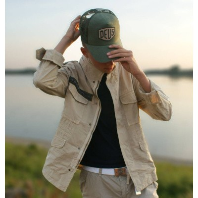 Foto van Mason's Jacket Patch Sabbia Chi