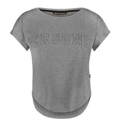 Foto van Goldbergh Chase T-Shirt Light Grey Melange