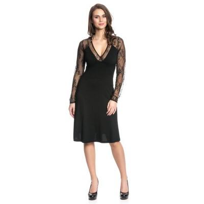 Vive Maria Glam Evening Dress Black