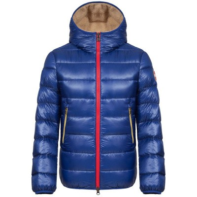 Foto van Colmar Down Jacket With Teddy-Effect Inner Lining