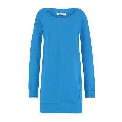 IEZ! Dress Tunic French Knit Cobalt